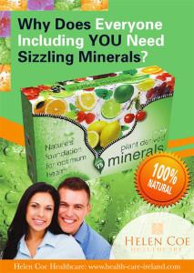 Helen Coe Healthcare- Sizzling Minerals